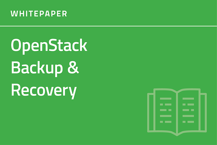 OpenStack Backup & Recovery Whitepaper