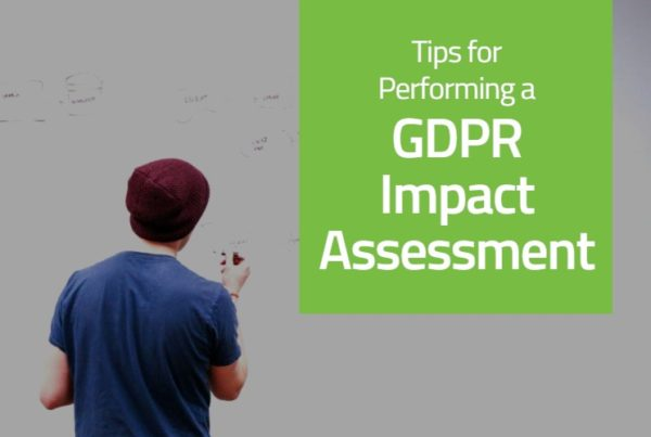Tips to Performing a GDPR Impact Assessment on Your Cloud