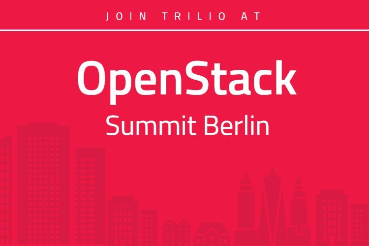 OpenStack Summit Berlin 2018