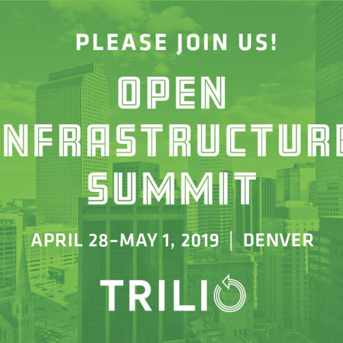 open infrastructure summit denver 2019