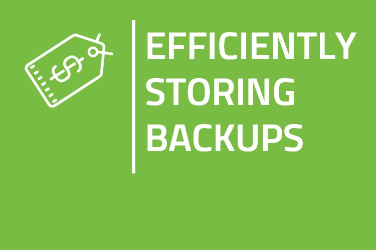 Efficiently Storing Backups: On-Premises, Private Cloud, or Public Cloud?