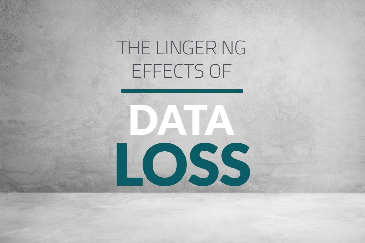 Lingering Effects of Data Loss